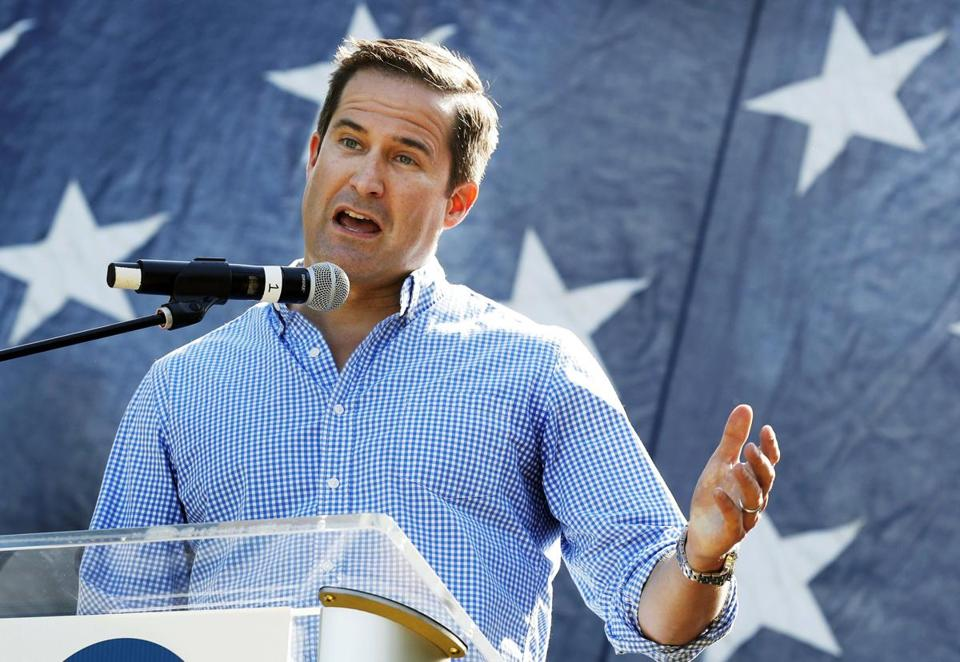 Attentive observers say nobody should count out Seth Moulton, a politician and Marine veteran of the Iraq War with a proven impatience for waiting one's turn.
