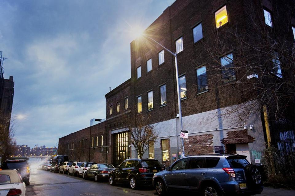 Vice Media's offices are located in the Williamsburg neighborhood of Brooklyn.