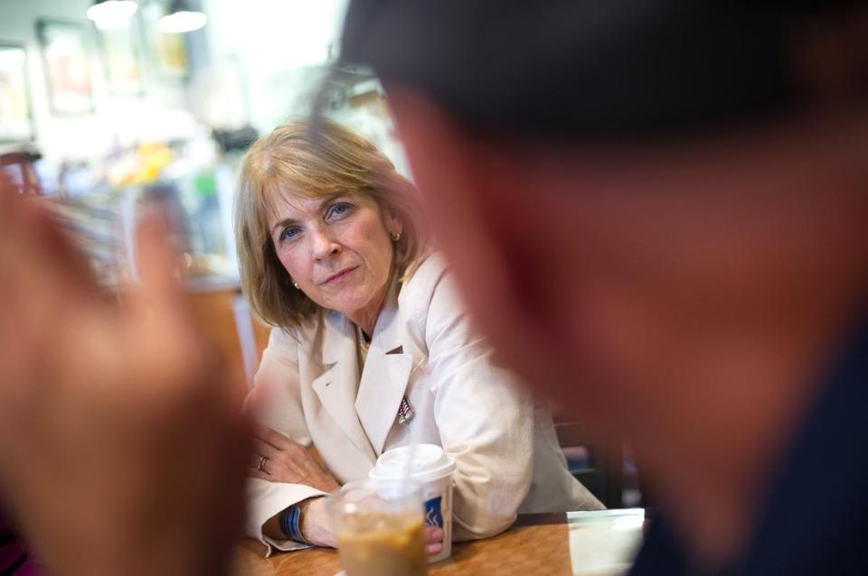 "Former Attorney General Martha Coakley said Beacon Hill lawmakers' ""unwillingness"" to expand wire-tapping authority is ""a little inexplicable."""