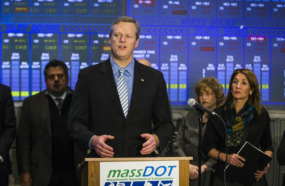 Governor Baker's team has changed its tax data breach information three times.