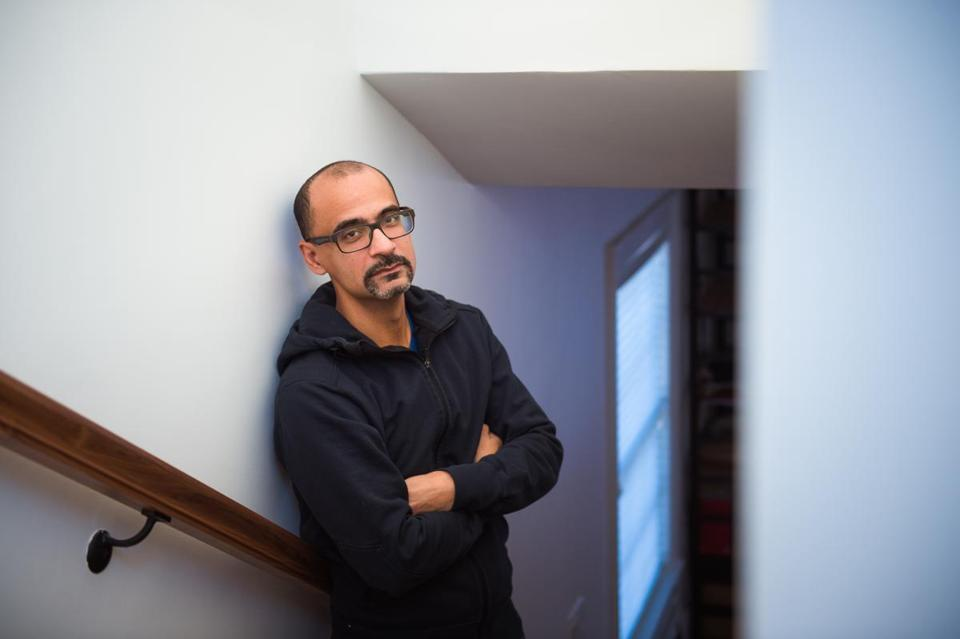 Author Junot Diaz in 2017.