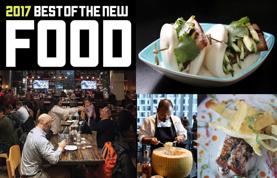 Bostons 46 Best New Restaurants The Boston Globe