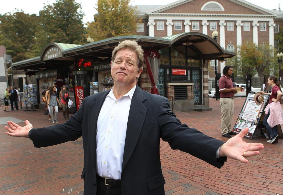 "Jimmy Tingle brings his ""Where Are We Now?"" show to the Center for Arts in Natick Saturday night."