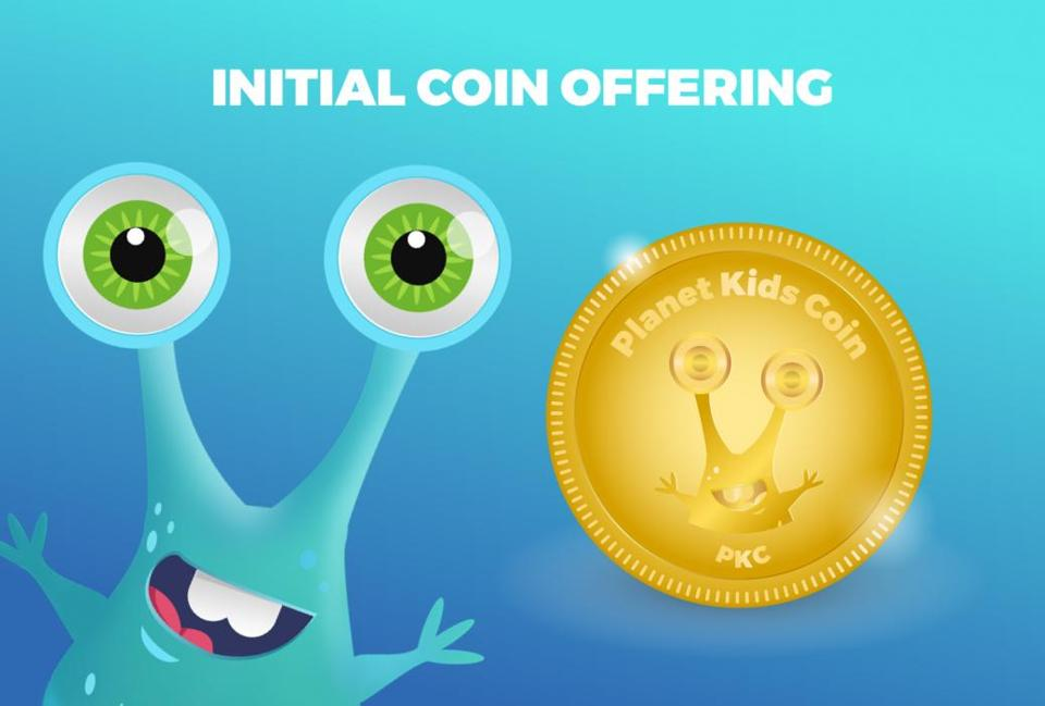 At 18moons, the goal is to have a Planet Kids token equal to about 10 cents worth of the cryptocurrency ether.