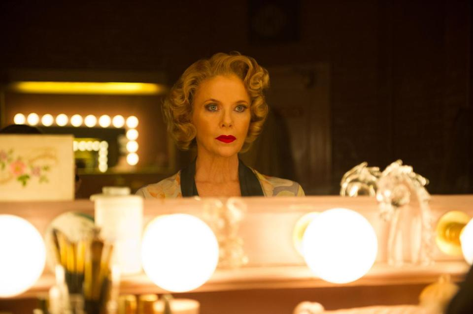 "Annette Bening stars as actress Gloria Grahame in ""Film Stars Don't Die in Liverpool."""