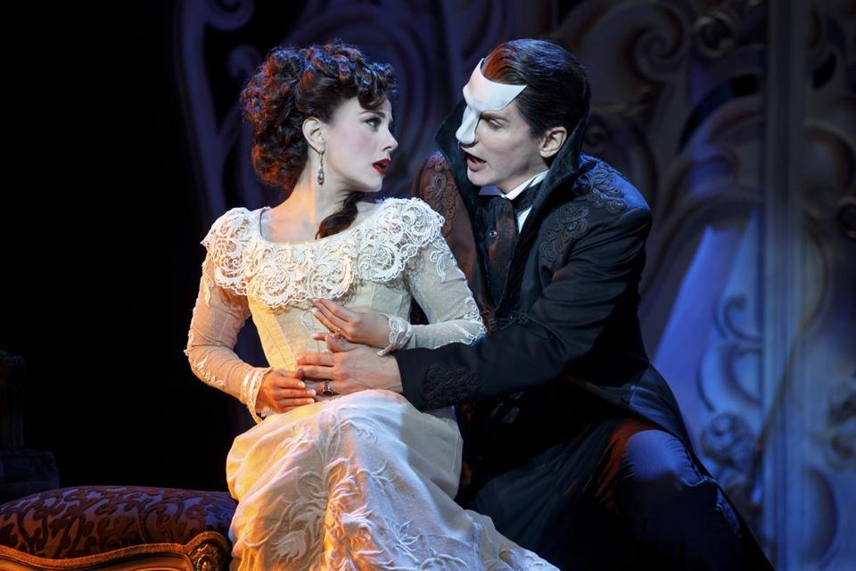 """Love Never Dies"" is at the Opera House through Feb. 11."