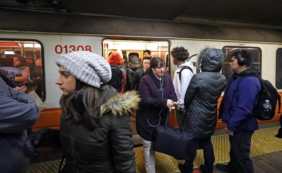 Under state law, the MBTA is next able to raise fares in January 2019.