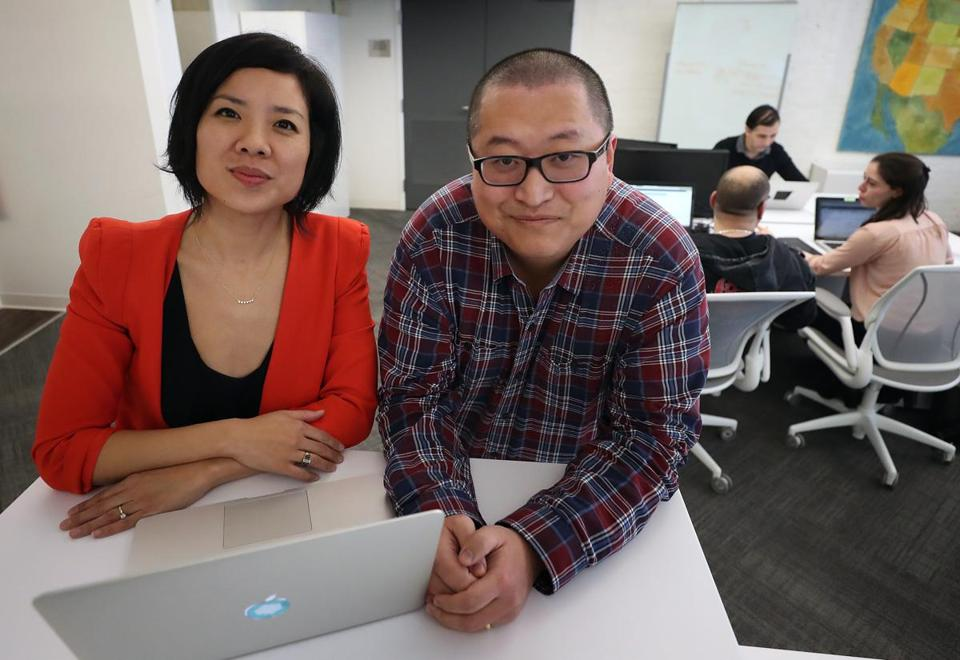 Suelin Chen and Mark Zhang, cofounders of Cake, acknowledge people don't like to think about planning for death, but they believe it's important.