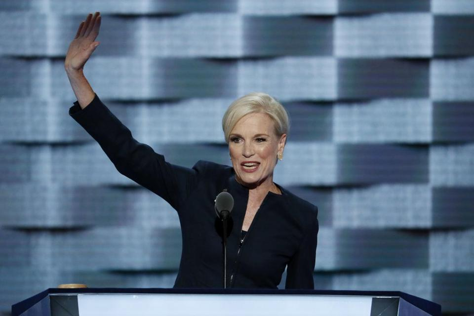 Cecile Richards said she would remain engaged in political activism ahead of the November elections.