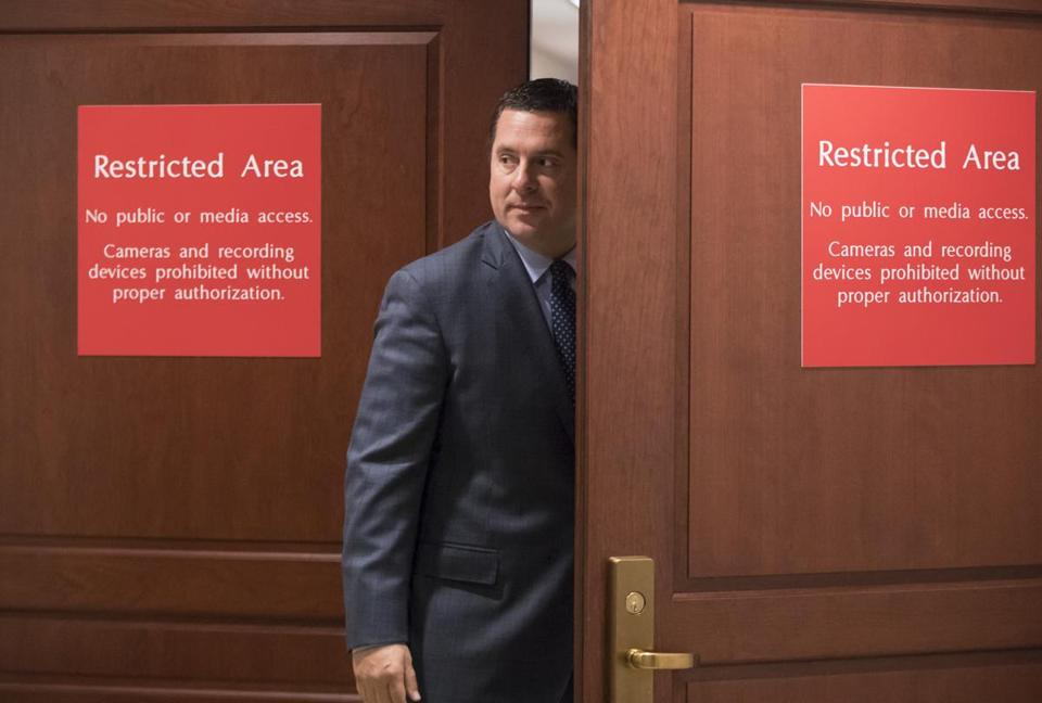 A classified memo crafted by Representative Devin Nunes, Republican of California and chairman of the House Intelligence Committee, has buoyed other lawmakers in the party.