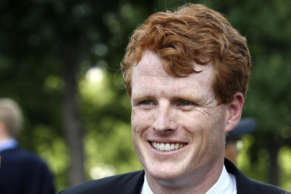 Representative Joe Kennedy.