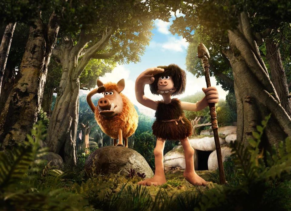 "Director Nick Park, whose new animated film ""Early Man"" opens Friday, was inspired to use stop-motion animation by the Ray Harryhausen classic  ""One Million Years B.C."""