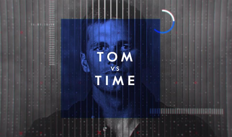 """Tom vs Time"" is a Facebook Watch series on Pats QB Tom Brady."