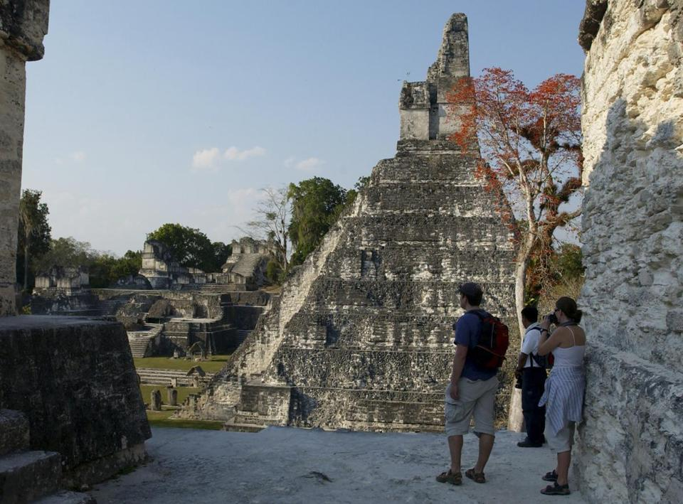 Not far from the sites tourists already know, such as Tikal, laser technology has uncovered about 60,000 homes, palaces, tombs and even highways, archeologists announced last week.