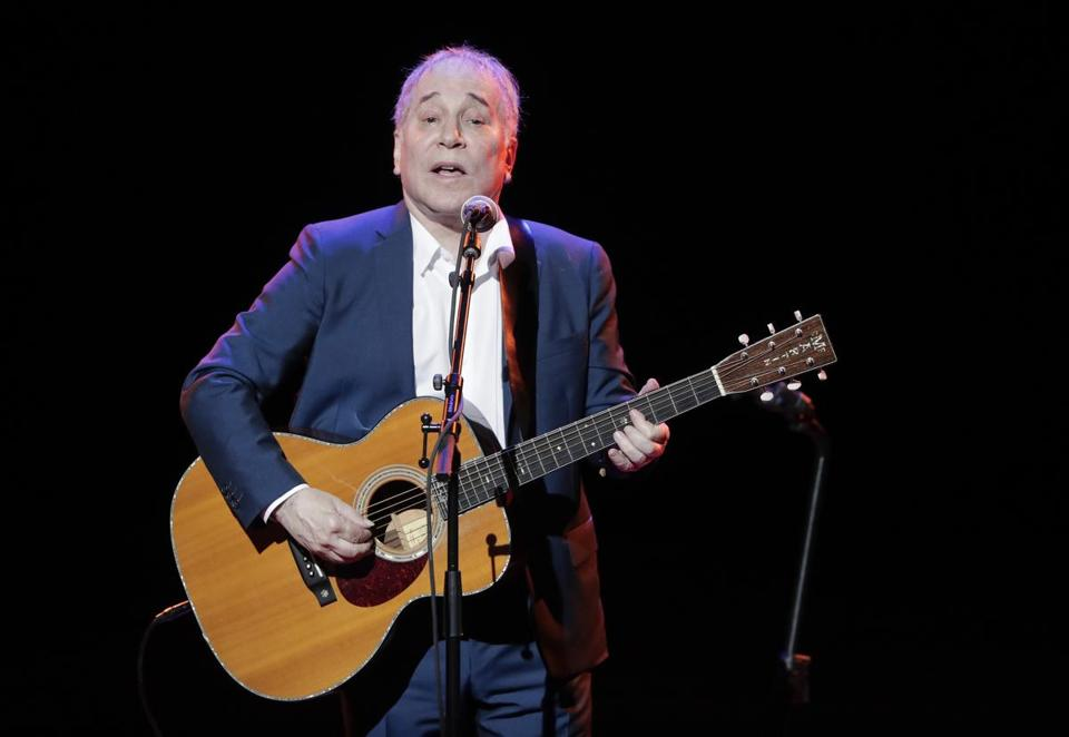 Musician Paul Simon in 2016.