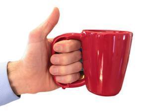 the creators of this ergonomic coffee mug say it s life changing