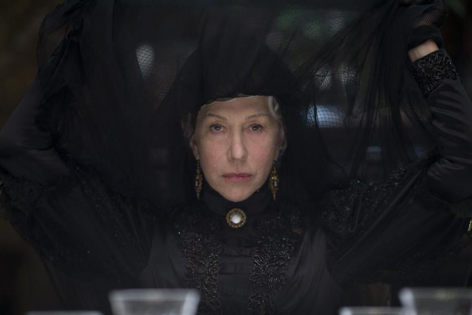 """I am very excited by the possibility of embodying a woman from history who grabbed and then wielded great power,"" Helen Mirren said of portraying Catherine the Great."