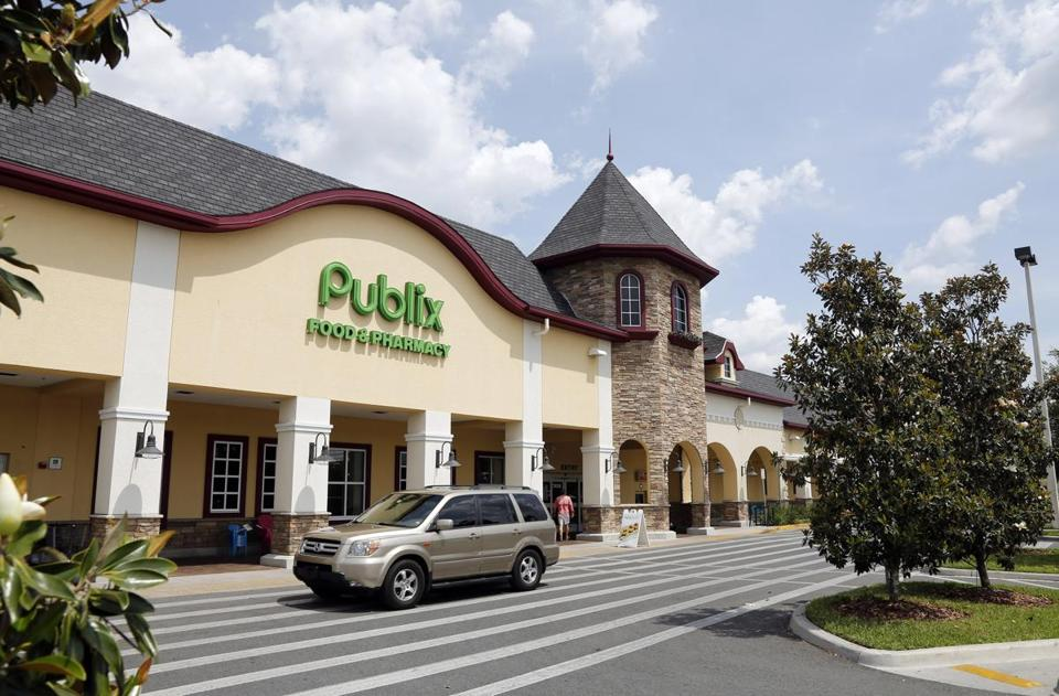 "A Charleston, S.C., Publix store would not put ""summa cum laude"" on a high school student's graduation cake, his mom said. Above: A Publix store in Zephyrhills, Fla."