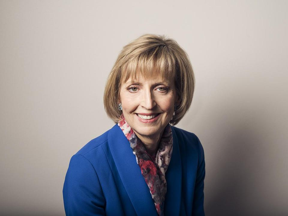 Alison Davis-Blake was business dean at both the University of Michigan and the University of Minnesota, each for five years during the past decade.