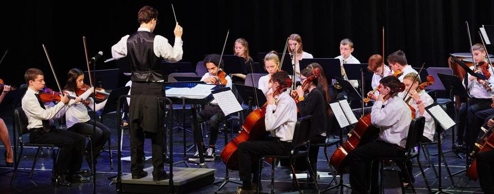 South Shore Conservatory's youth orchestra is scheduled to perform a concert in Scituate Feb. 11.