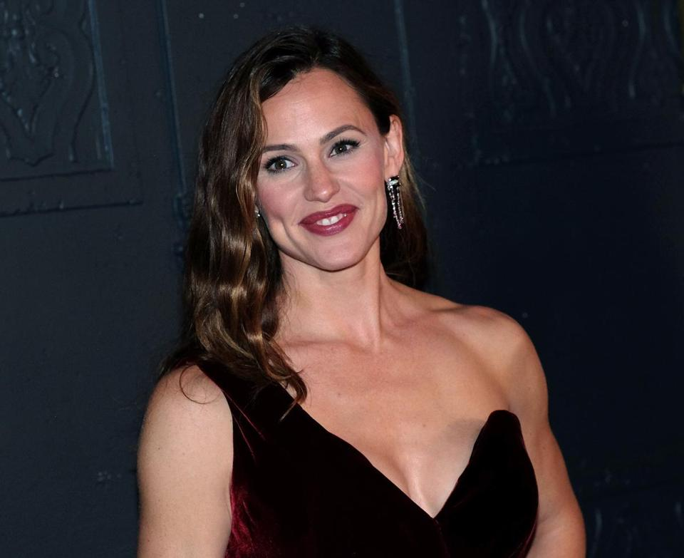 Actress Jennifer Garner