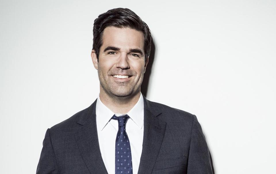 As of the afternoon of Nov. 2, Rob Delaney had 946,960 Twitter followers. That number surely will have grown by the time you read this. (This photo is a PR handout) Photo credit: Robyn Von Swank/Courtesy of Spiegel -- 15Delaney