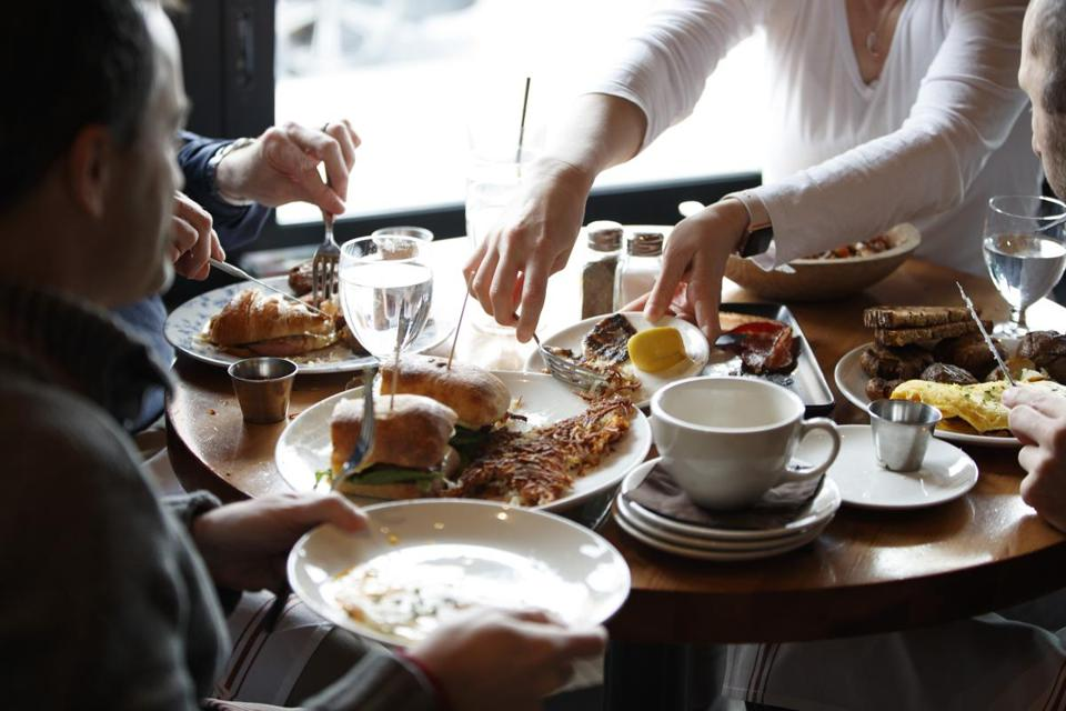 Brunch Is The New Saturday Night The Boston Globe