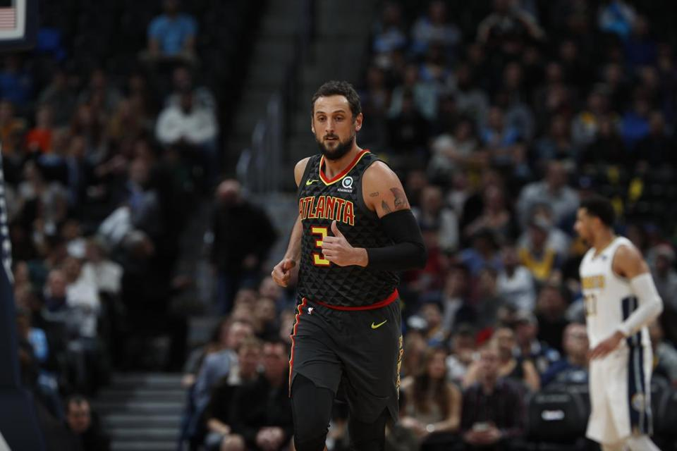 League sources say Marco Belinelli will join the 76ers after the Hawks bought out his contract.