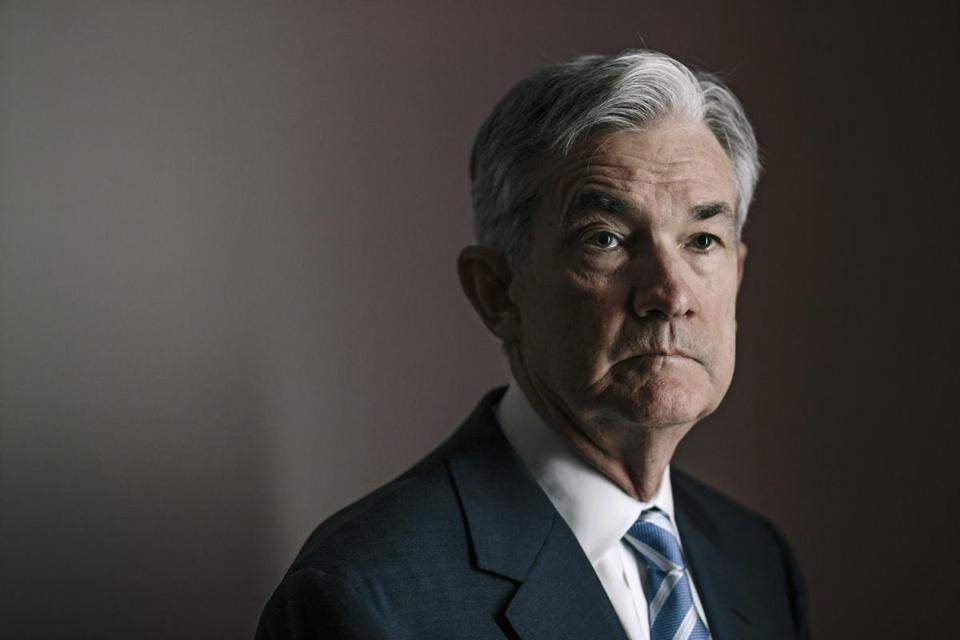 "Federal Reserve Chairman Jerome Powell said, ""We will remain alert to any developing risks to financial stability."""