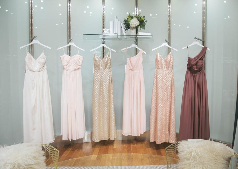 A Better Way To Buy A Bridesmaid Dress The Boston Globe