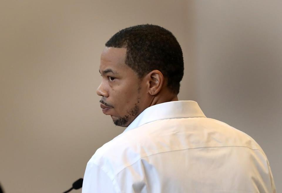 Trolley driver Leroy Mattison was arraigned in Dorchester Municipal Court on Wednesday.