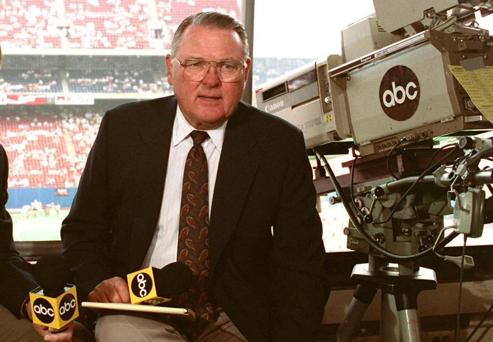 For many, Keith Jackson was the quintessential voice of college football.
