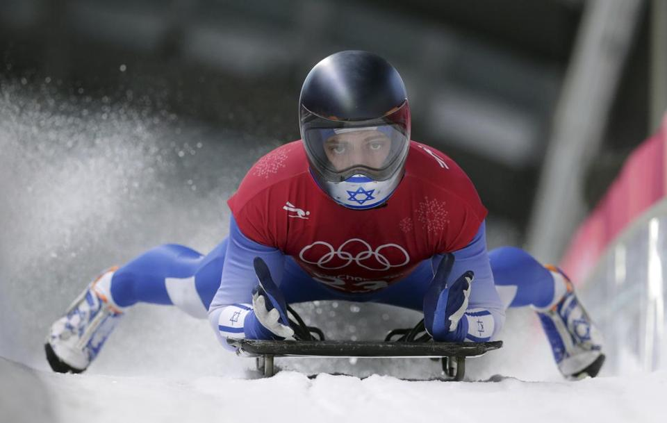 AJ Edelman accelerated his training timetable to compete at the PyeongChang Olympics.