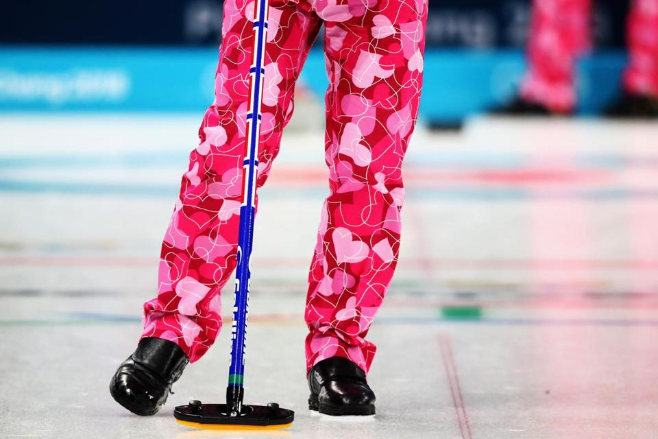 Norway\'s curling team won Valentine\'s Day - The Boston Globe