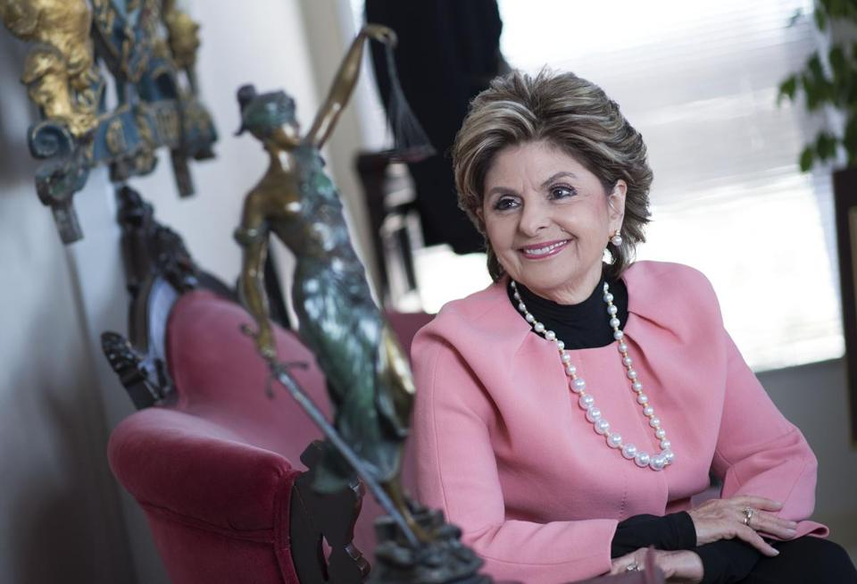 Attorney Gloria Allred has faced detractors for decades.