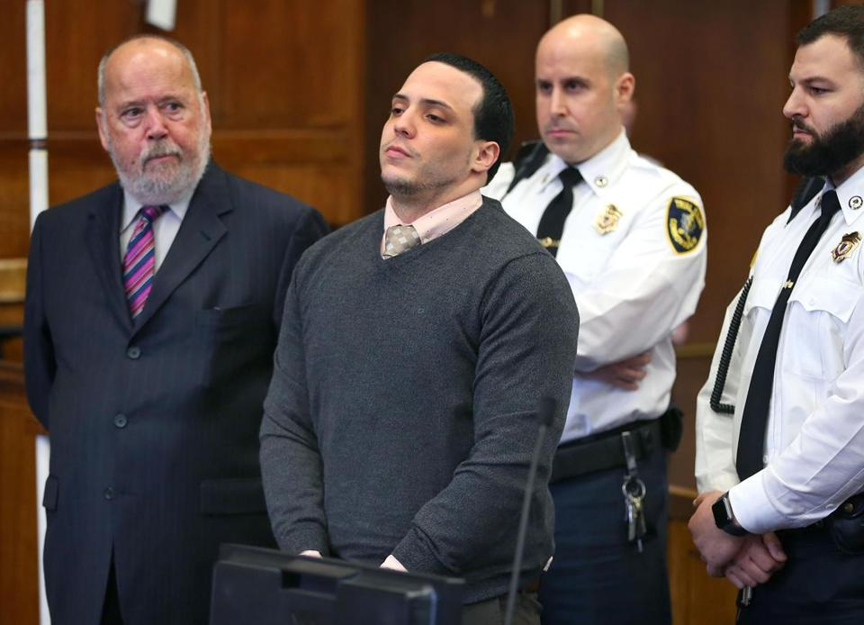 Julio Baez Was Sentenced Friday To Spend His Life In Prison For Role The