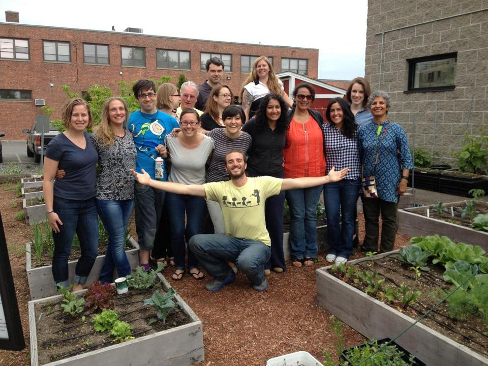 25noinformer -- The Somerville Urban Agriculture Ambassador Program is accepting applications. (Handout)