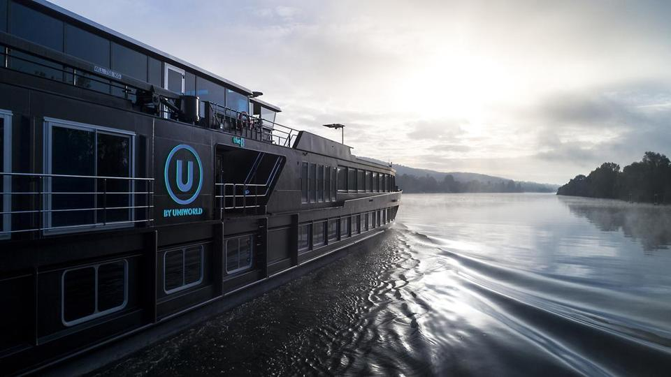 U by Uniworld, river cruises for ages 21-45.