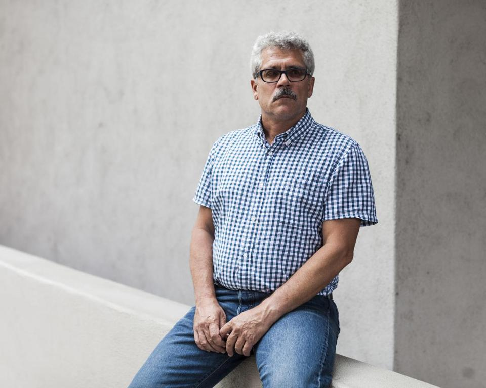 FILE-- Grigory Rodchenkov in Los Angeles, May 5, 2016. FIFA faces accusations of slowing its inquiry into allegations of failed doping tests by Russian soccer players. At issue is whether they made every effort to contact Rodchenkov, the Russian whistle-blower and former director of the Moscow laboratory for drug testing whose testimony unmasked a vast doping program that corrupted global sports across several Olympics. (Emily Berl/The New York Times)
