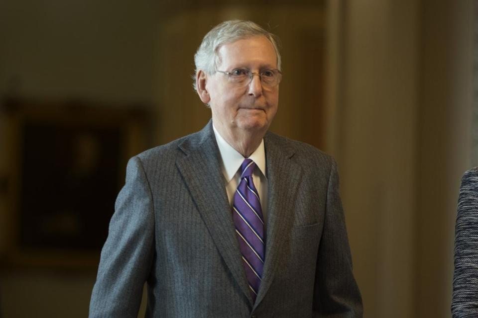 Senate majority leader Mitch McConnell has reportedly been pushing a modest approach: confirming judges, passing focused legislation, but no major legislative initiatives.