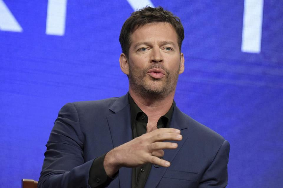 "Harry Connick Jr. is set to star in a stage musical version of the 1973 movie ""The Sting."""