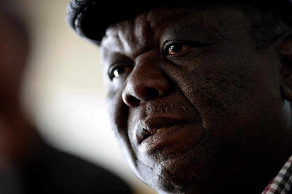Mr. Tsvangirai served as prime minister in Zimbabwe for four years.