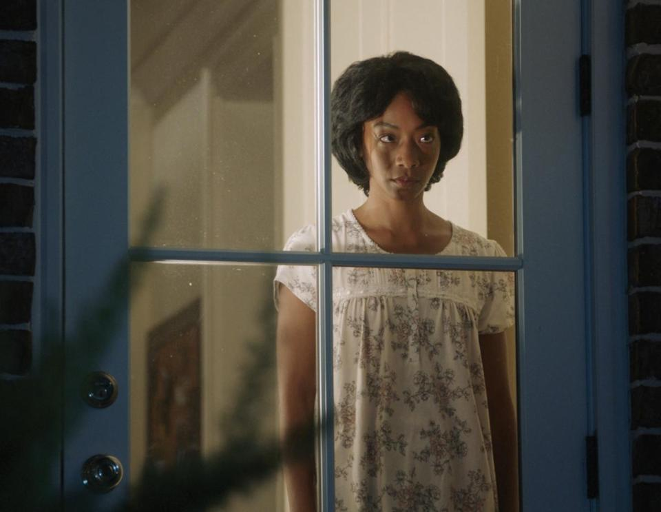 "Betty Gabriel in ""Get Out."""