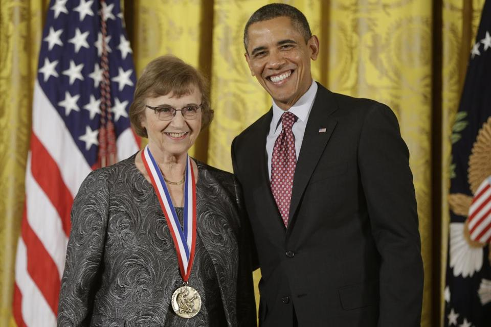 In 2013, Dr. Treisman received the National Medal of Science from President Barack Obama.