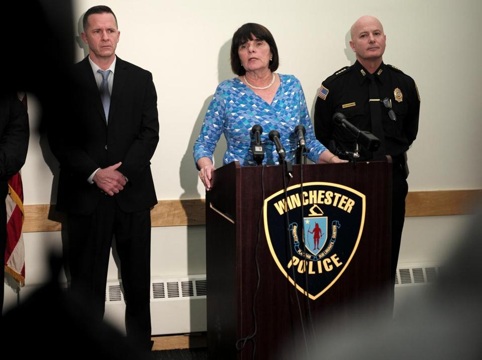 Middlesex District Attorney Marian Ryan said the suspect, Jeffrey Yao, was known to police but didn't provide details.