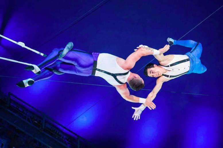 Big Apple Circus will perform in Somerville from April 7 through May 6.