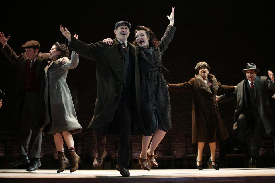 "A scene from the original Broadway production of ""Indecent."" Paula Vogel's play will be part of Huntington Theatre Company's 2018-19 season."
