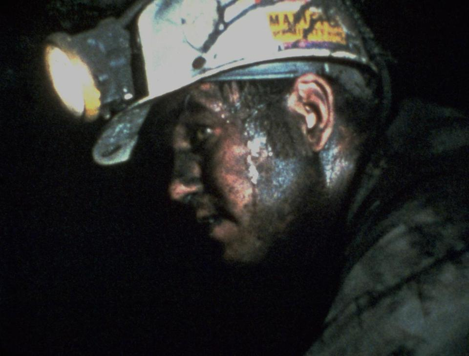 """Harlan County USA"" documents a coal miners' strike in a small Kentucky town."