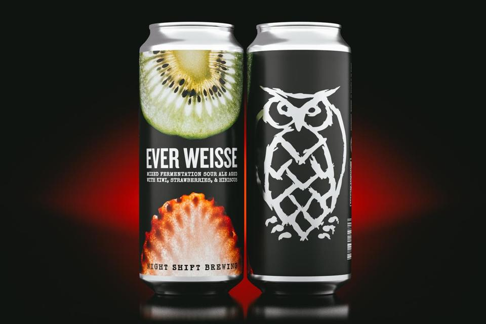 Night Shift Brewing in Everett is starting its can rollout with Ever Weisse.