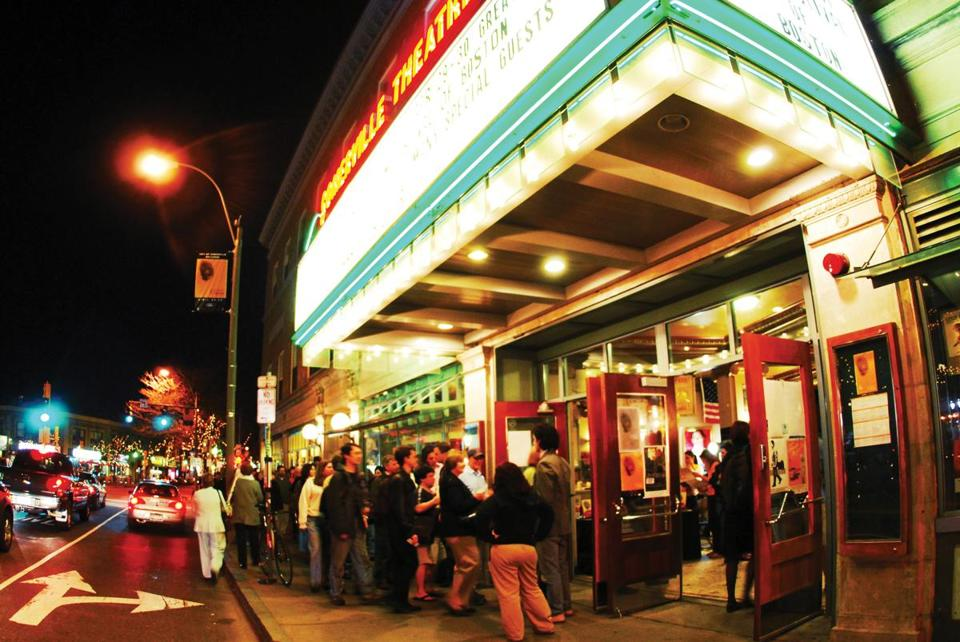Somerville Theatre is one site that will host showings for the Independent Film Festival of Boston.